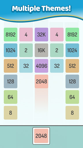 X2 Blocks u2013 Merge Numbers 2048  screenshots 4