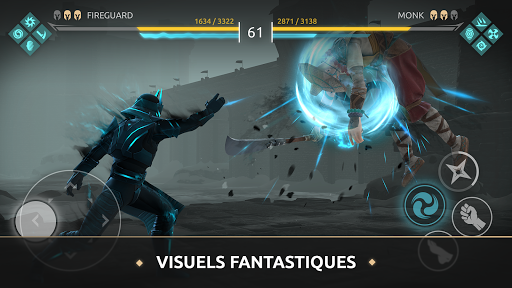 Code Triche Shadow Fight Arena (Astuce) APK MOD screenshots 3