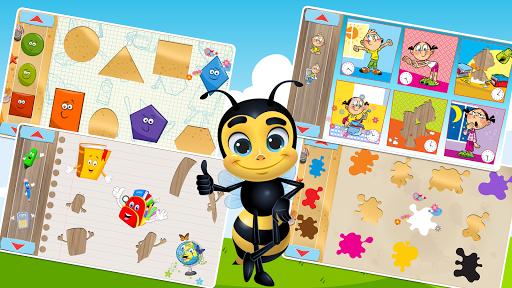 Kids Educational Puzzles Free (Preschool) 1.4.1 Screenshots 16
