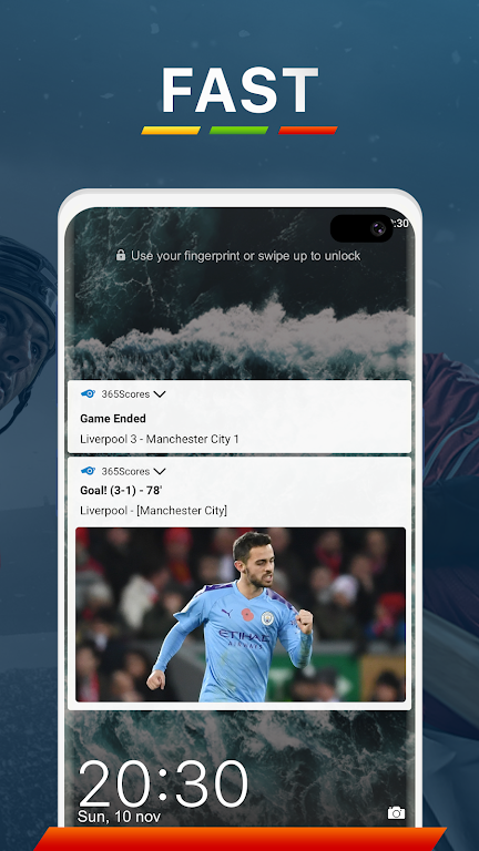 365Scores - Live Scores and Sports News  poster 4