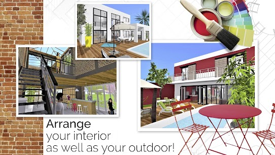 برنامج تصميم منازل بالعربي للكمبيوتر Sweet home 3D 2021 3