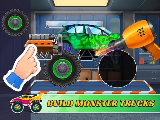 Monster Trucks: Racing Game for Kids Fun  screenshots 11