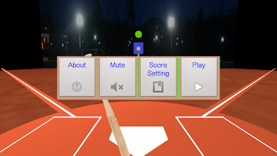 Demo for Baseball APK for Android 2