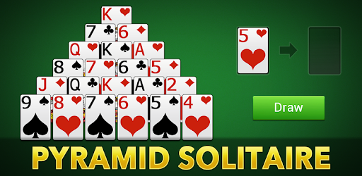 Screenshot of Pyramid Solitaire Classic Free Card Games