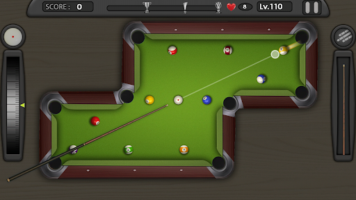 Billiards World - 8 ball pool modavailable screenshots 3