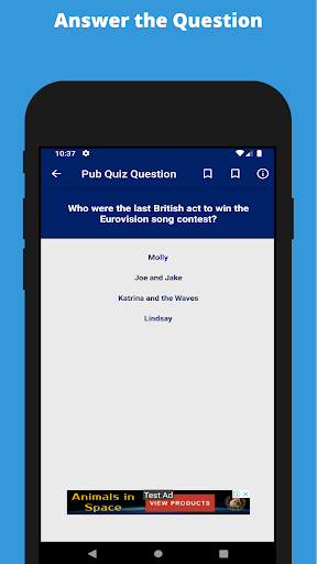 Daily Pub Quiz Questions - Pub Quiz Games UK 1.0.5.1 screenshots 2