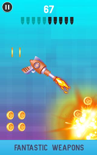 Spin your gun u2013 Flip weapons Spinny simulator game  screenshots 4