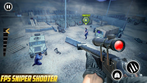 Sniper 3D Assassin Fury: FPS Offline games 2020 1.0.16 screenshots 2