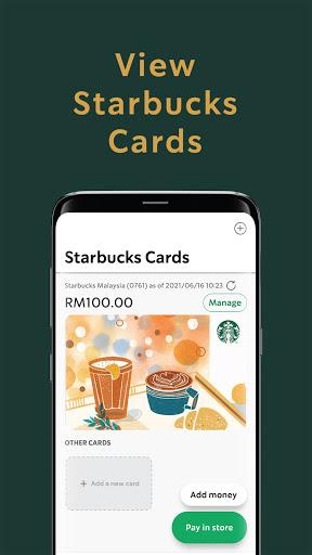 Starbucks Malaysia 3.0 Screenshots 1