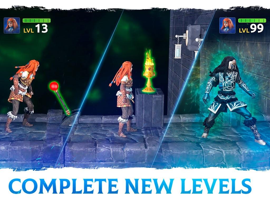 Age of Magic: Turn-Based Magic RPG & Strategy Game  poster 7