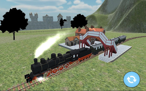 Steam Train Sim modiapk screenshots 1