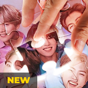 BTS Jigsaw Puzzle Game