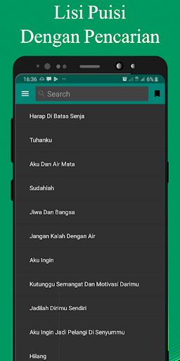 Kumpulan Puisi modavailable screenshots 14