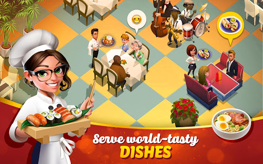 Tasty Town - Cooking & Restaurant Game ud83cudf54ud83cudf5f  screenshots 17