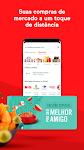 screenshot of iFood Delivery de Comida e Mercado