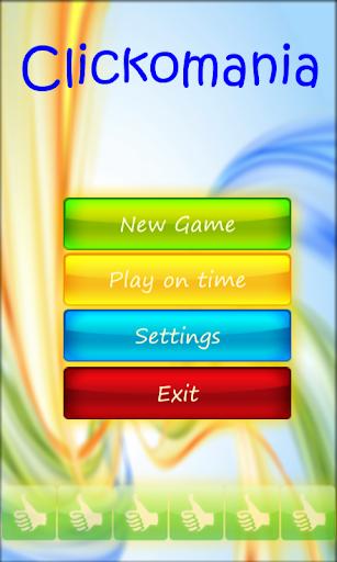 ClickoMania (Cubes click) screenshots 1