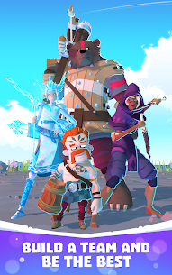 Knighthood Mod Apk (Unlimited Actions/One Hit Kill) 7