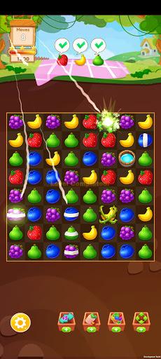 Fruits Mania Fantastic Fruit Puzzle 6.0 screenshots 2