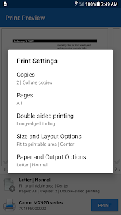 NokoPrint Wireless and USB printing v3.7.2 Mod APK 4