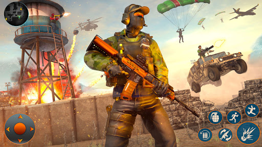 Counter Terrorist Gun Strike: Free Shooting Games 2.4 screenshots 12