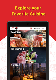Hungry Hub - Thailand Dining Offer App 5.7.9 Screenshots 21