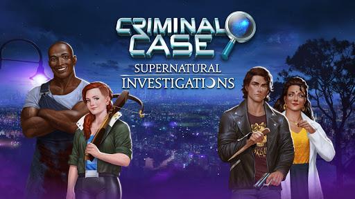 Criminal Case: Supernatural Investigations