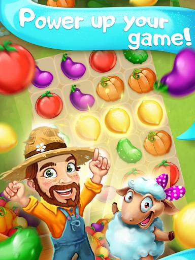 Funny Farm match 3 Puzzle game! 1.59.0 screenshots 10