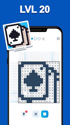 Nonogram Logic - picture puzzle games 0.8.7 screenshots 18