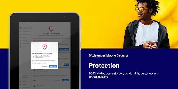 Bitdefender Mobile Security & Antivirus Mod Apk (6 Month Free License) 9