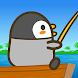 釣りペンギン +