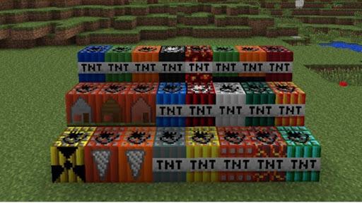 TNT Mod For Minecraft PE:New 2021 screenshots 2