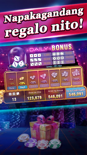 Cebu Club - Tongits Pusoy Lucky 9 Game Online  screenshots 14