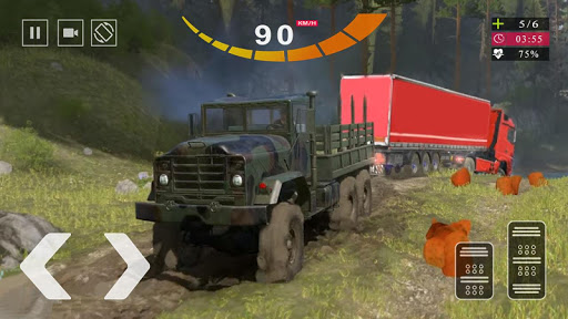 US Army Truck Simulator - US Army Simulator 2020 screenshots 5