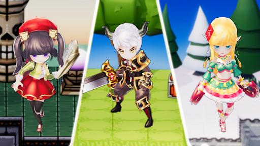Gokyo: Archer Sword Mage - Arcade Shooting 1.8.6 screenshots 7