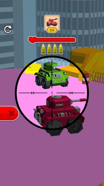 Tank Ambush screenshot 2