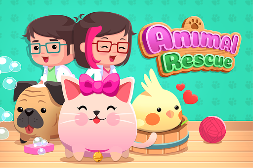 Animal Rescue - Pet Shop and Animal Care Game Screenshots 1