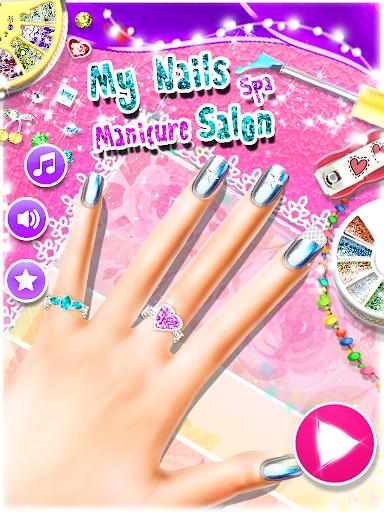 My Nails Manicure Spa Salon - Girls Fashion Game screenshots 14