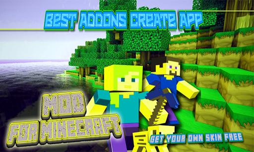 Master Mods for minecraft PE - mod mcpe Addons  Screenshots 2