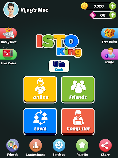 ISTO King - Ludo Game android2mod screenshots 6