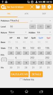 [Compatible w/ SWSH] IVs & Damage Calculator 3.2.0 [Mod + APK] Android 1