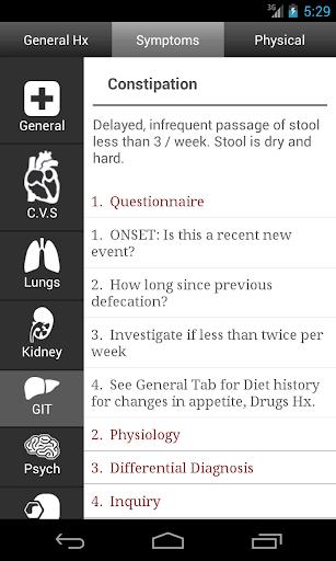 Clinicals u2013 History & Physical  screenshots 4