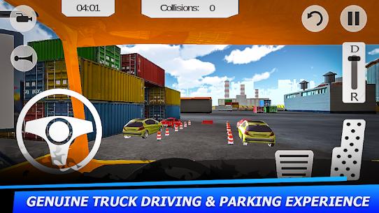 American Truck Simulator Parking 2017 Apk Download New 2021 5