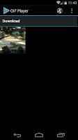 screenshot of GIF Player