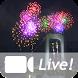 ライブ!花火ドンパチ 実在の夜景でリアル花火ライブをプレイ! - Androidアプリ