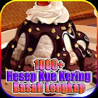 1000 Resep Kue Kering dan Basah Lengkap