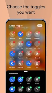Mi Control Center Pro Mod Apk Notifications and Quick Actions 6