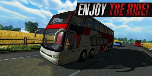 Télécharger Bus Simulator 2015 APK MOD (Astuce) screenshots 1