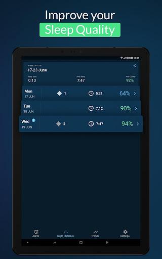 Sleepzy: Sleep Cycle Tracker & Alarm Clock  Screenshots 10