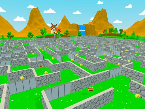 Maze Game 3D - Mazes  screenshots 8