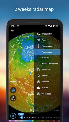 Weather & Widget - Weawow android2mod screenshots 5